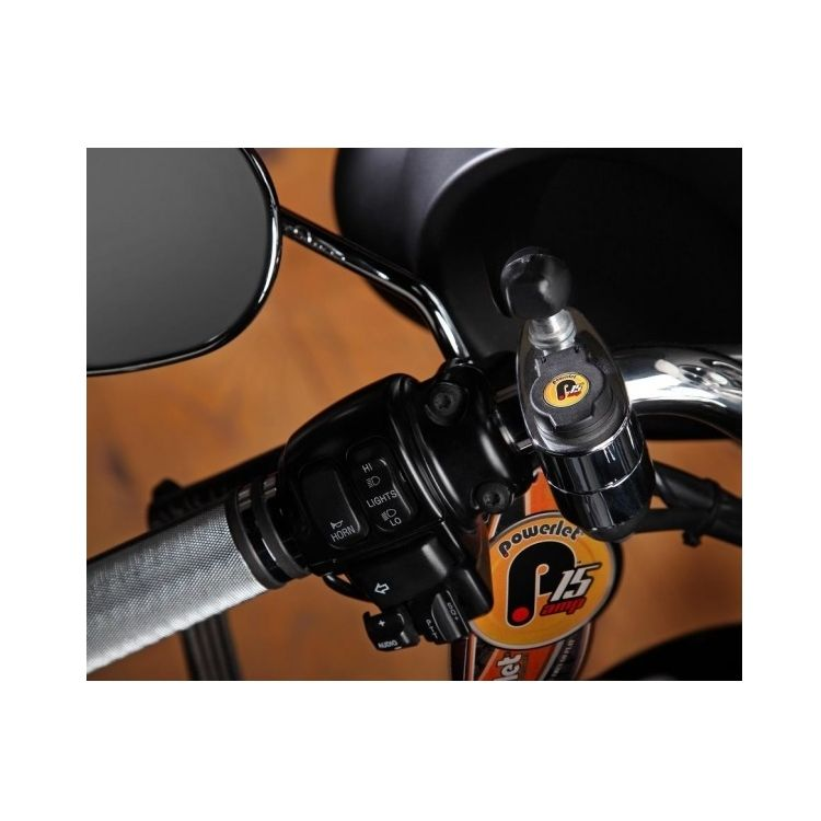 Powerlet Powerbar Plus Handlebar Outlet With RAM Mount