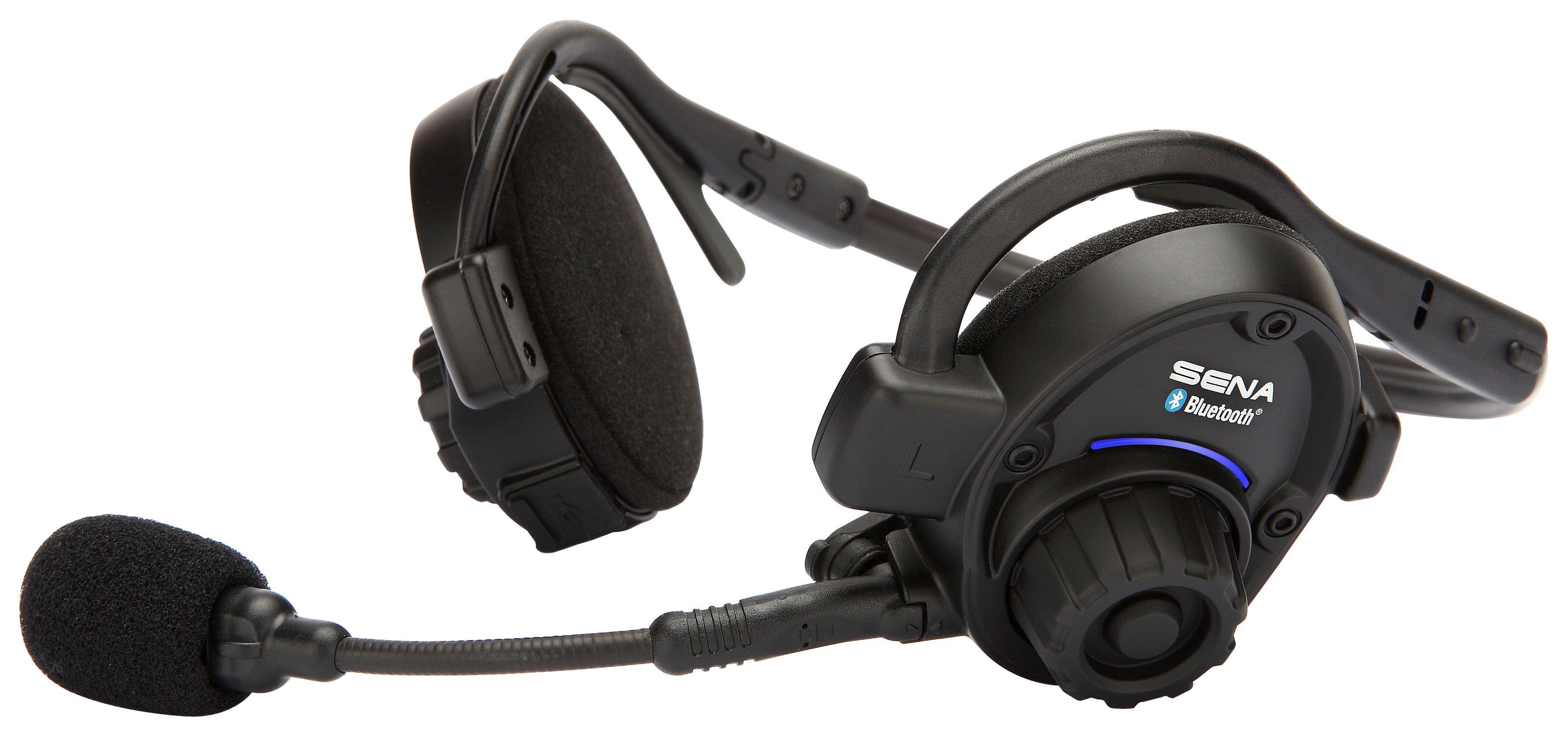 Sena SPH10 Bluetooth Helmetless Headset Intercom - Cycle Gear