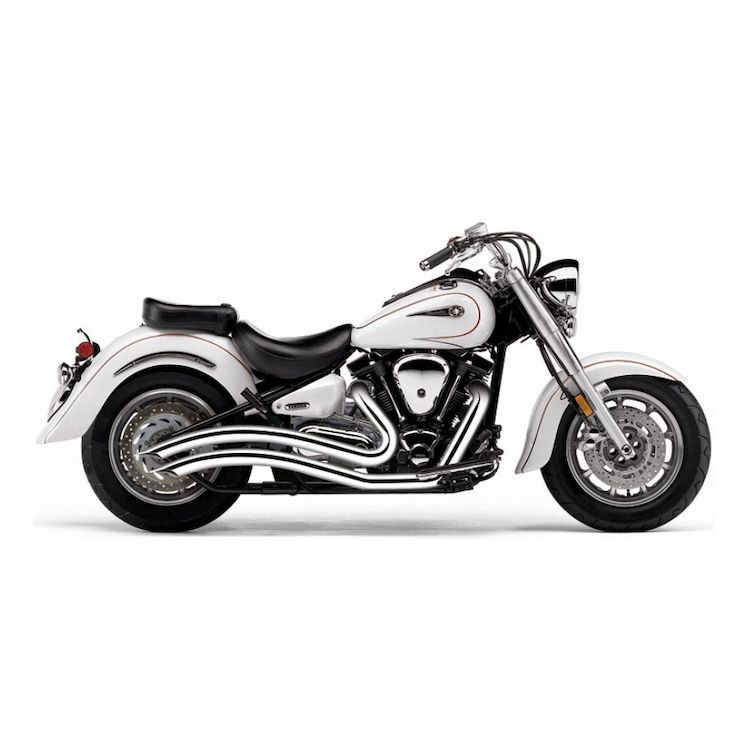 "Cobra Speedster Swept 2.5"" Exhaust Yamaha Road Star 1600/1700 1999-2007"