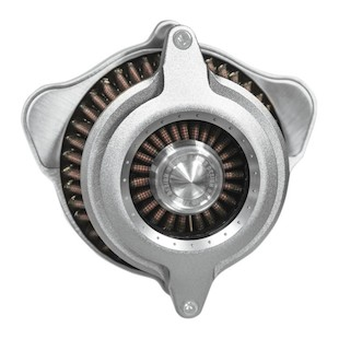 Roland Sands Power Blunt Air Cleaner For Harley 2008-2017 (Finish: Machine Ops) 959942