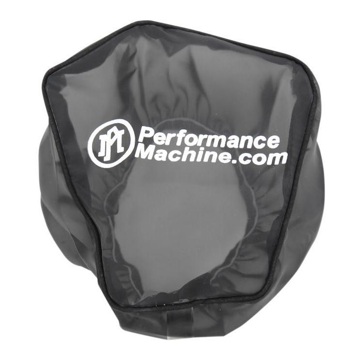 Performance Machine Scallop Array Air Intake Rain Sock