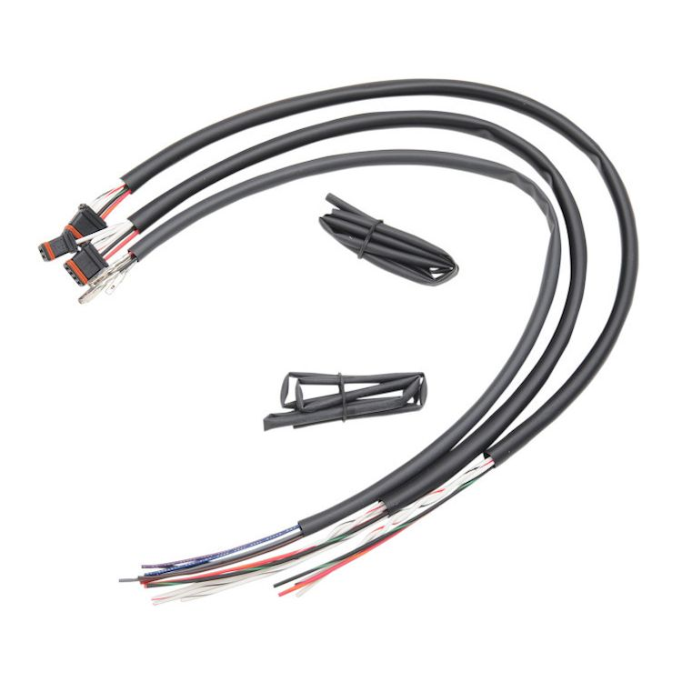 LA Choppers Handlebar Extension Wiring Kit For Harley Touring 2014-2015