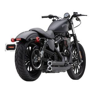 Cobra Speedster Shorts Exhaust For Harley Sportster 2014 2019