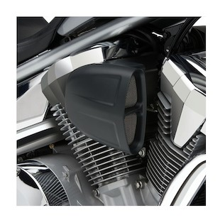 Cobra PowrFlo Air Filter Intake For Yamaha Star Bolt 2014 (Finish: Black) 963230