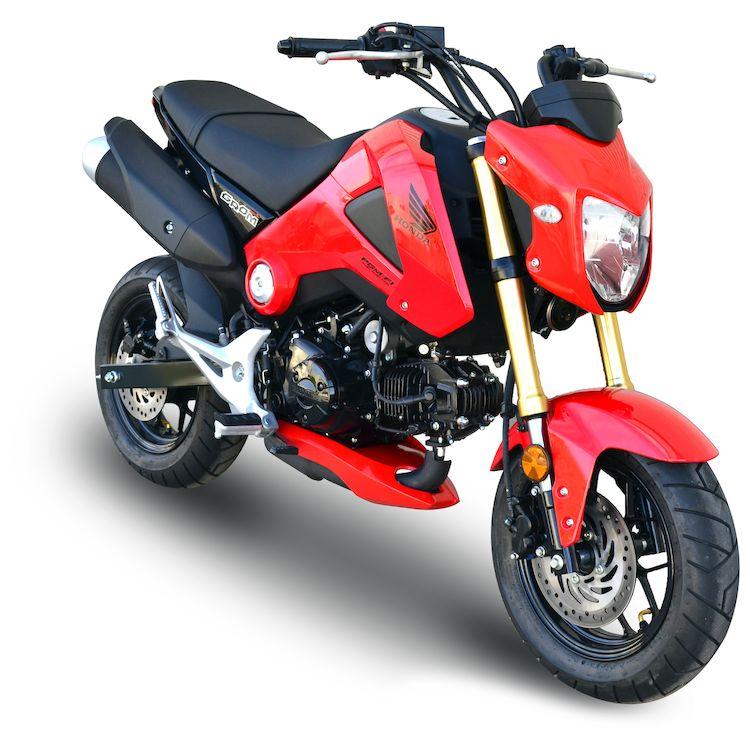 Hotbodies Custom Lower Fairing Honda GROM 2014-2020