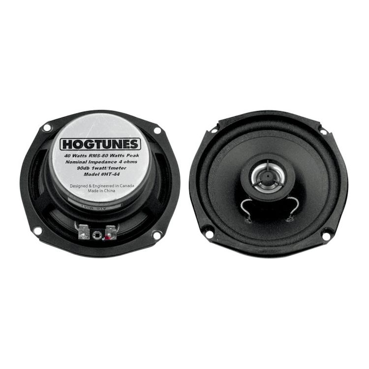 Hogtunes Replacement Speakers For Harley Touring 1986-1996