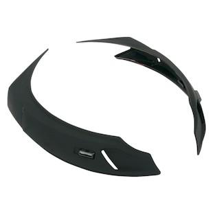 Icon Alliance S-Vents (Color: Rubatone Black) 295661