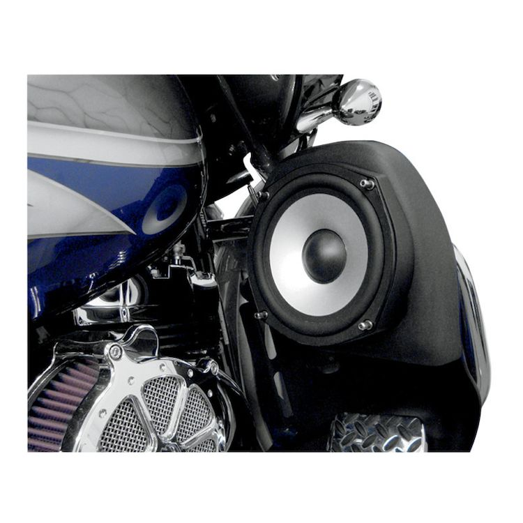 """Hogtunes 7"""" Woofer Kit For Harley Touring / Trike With Lowers 1998-2013"""