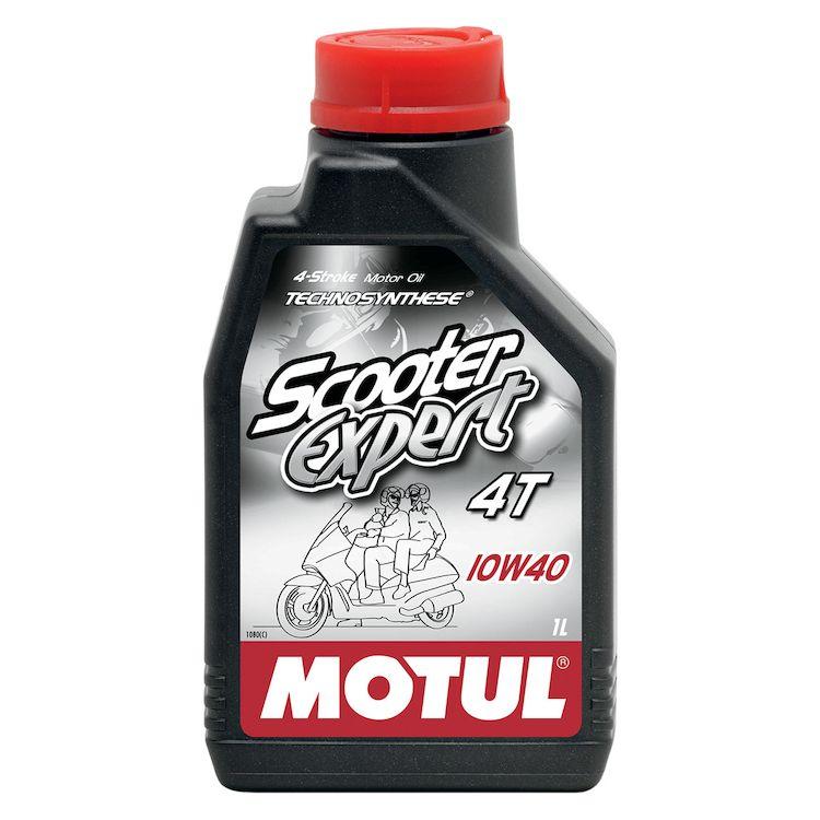 Motul Scooter Expert 4T Engine Oil
