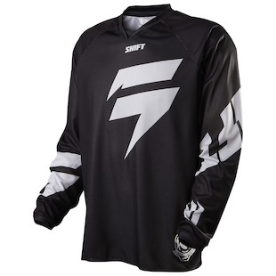 Shift Recon Jersey (Color: Black / Size: XL)