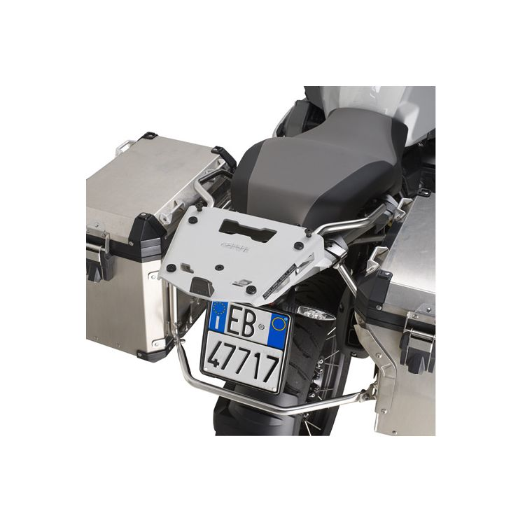Givi SRA5112 Aluminum Top Case Rack BMW R1200GS Adventure / R1250GS Adventure 2014-2020