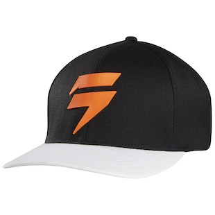 Shift Barbolt Flexfit Hat (Color: Black/White / Size: SM-MD) 965382