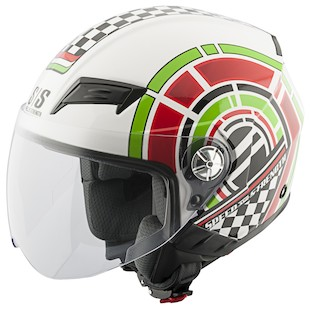 Speed and Strength SS650 Helmet - Solid (Color: Silver / Size: MD) 942790