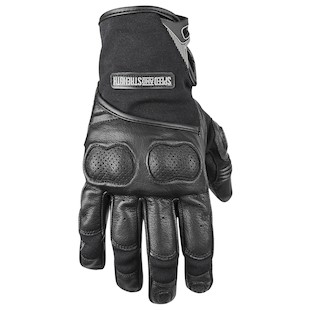 Speed and Strength Tough As Nails 2.0 Gloves (Color: Black/Black / Size: XL) 967481