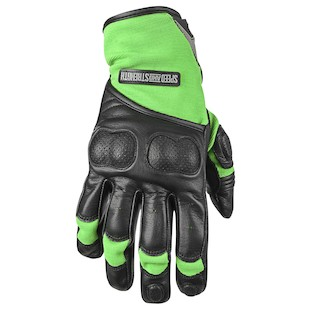Speed and Strength Tough As Nails 2.0 Gloves (Color: Black/Green / Size: SM) 967493