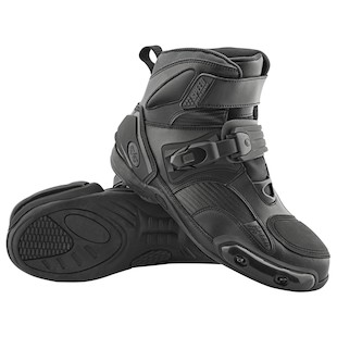 Speed and Strength Full Battle Rattle Boots (Color: Black/Black / Size: 9) 967510