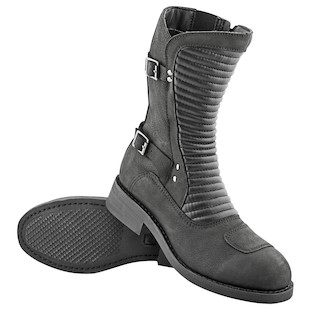Speed and Strength Speed Society Women's Boots (Color: Black / Size: 8) 967549