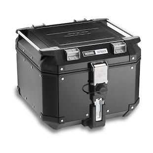 Givi Trekker Outback 42 Liter Monokey Top Case (Type: Top Case Only / Finish: Black) 968283
