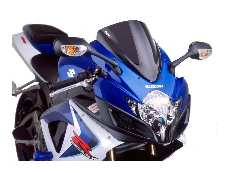 Suzuki Gsxr 600 >> Puig Racing Windscreen Suzuki Gsxr 600 Gsxr 750 2006 2007