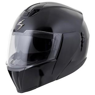 Scorpion EXO-900X Transformer Helmet Gloss Black XS 271937117