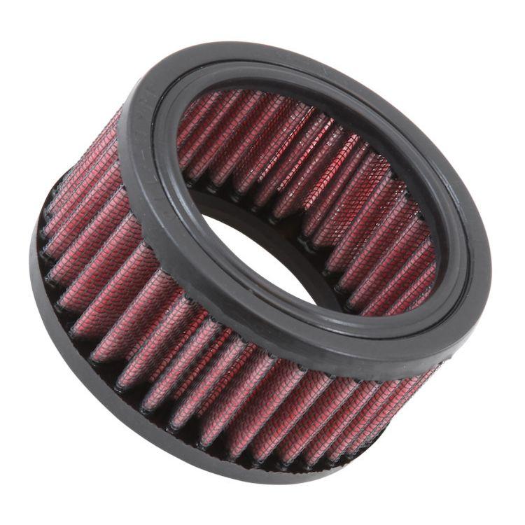 "K&N Replacement 4"" High-Flow Air Filter"