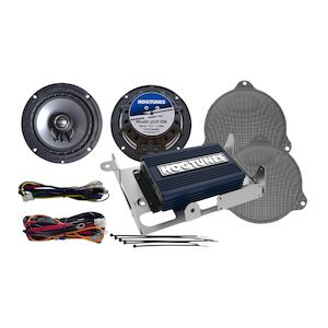 parts for 2017 harley davidson street glide special flhxs cycle gear hogtunes speaker and amp kit for harley street glide 2014 2017