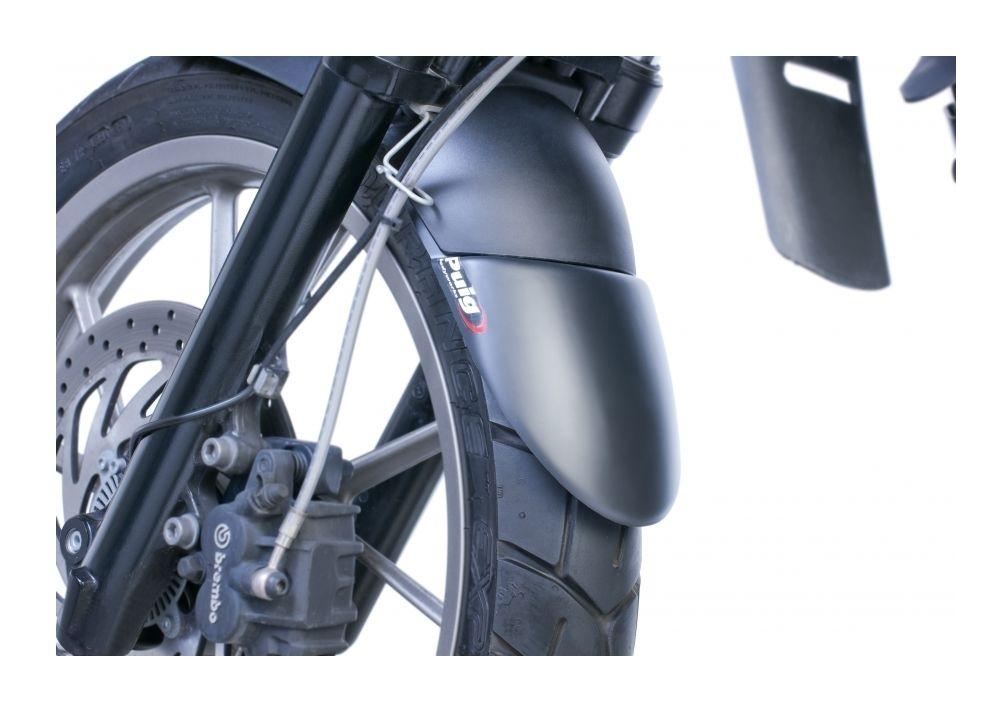 Puig 6416N Black Front Fender Extension