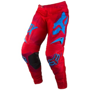 Fox Racing 360 Flight Pants (Size 38 Only) (Color: Red / Size: 38) 972145
