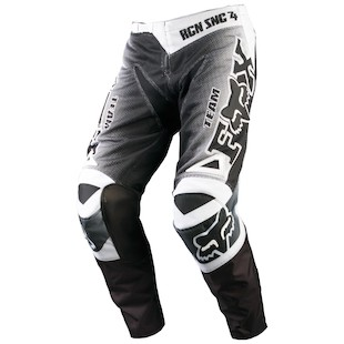Fox Racing Youth 180 Imperial Pants (Color: Black/White / Size: 24) 972663