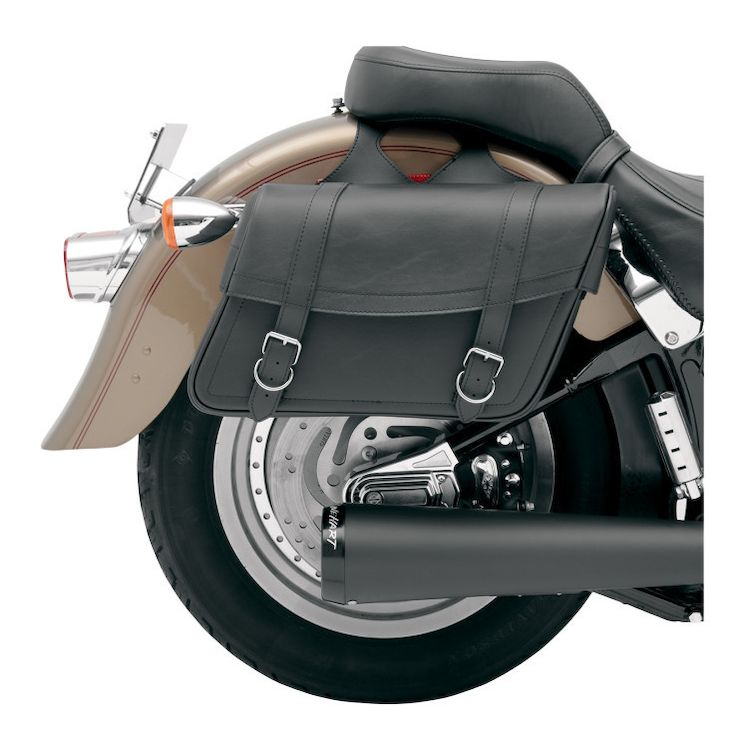 Sportbike Riding Boots >> Saddlemen Highwayman Slant Saddlebags - Cycle Gear