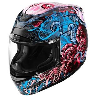 Icon Airmada Sugar Helmet (Color: Red/Blue/Black / Size: XS) 974038