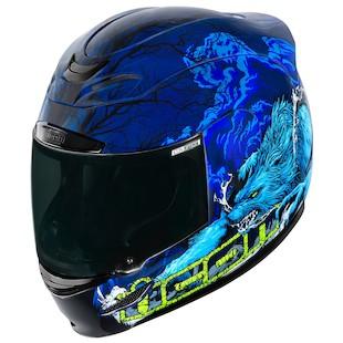 Icon Airmada Thriller Helmet (Color: Blue / Size: 2XL) 974077