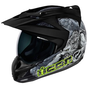Icon Variant Thriller Helmet - (Size XS Only) (Color: Black / Size: XS) 974079