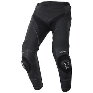 Alpinestars Missile Leather Pants (Color: Black / Size: 52 (Short)) 973263
