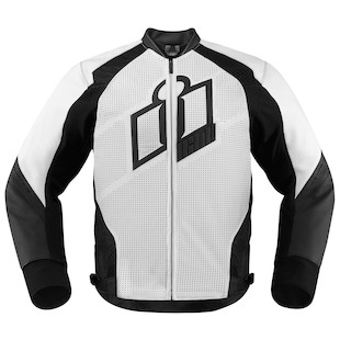 Icon Hypersport Jacket (Color: White / Size: MD) 974163