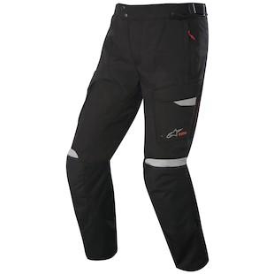 Alpinestars Bogota Drystar Pants (Color: Black / Size: XL (Short)) 973455