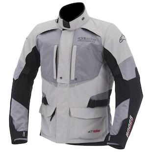 Alpinestars Andes Drystar Jacket (Color: Dark Grey/Grey/Black / Size: 4XL) 973290