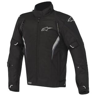 Alpinestars Megaton Drystar Jacket (Color: Black / Size: LG) 973328