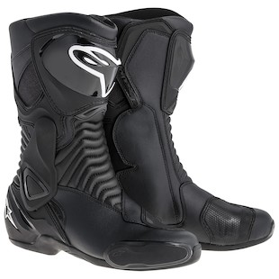 Alpinestars Stella SMX 6 Boots (Color: Black / Size: 36) 973604