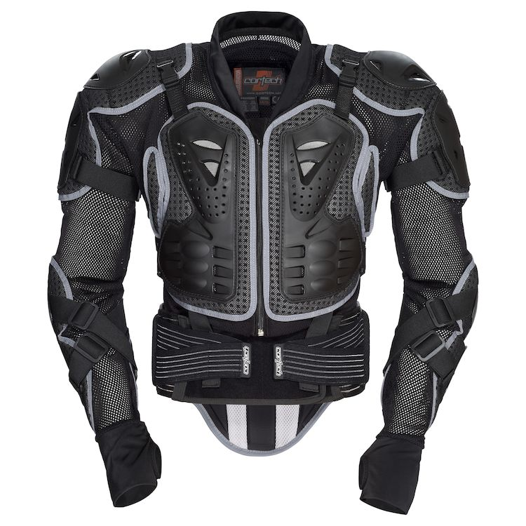 Cortech Accelerator Protector Armored Jacket (SM-MD)