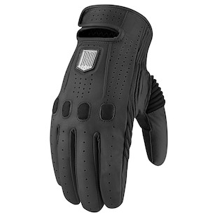 Icon Prep Gloves (Color: Black / Size: XL) 974253
