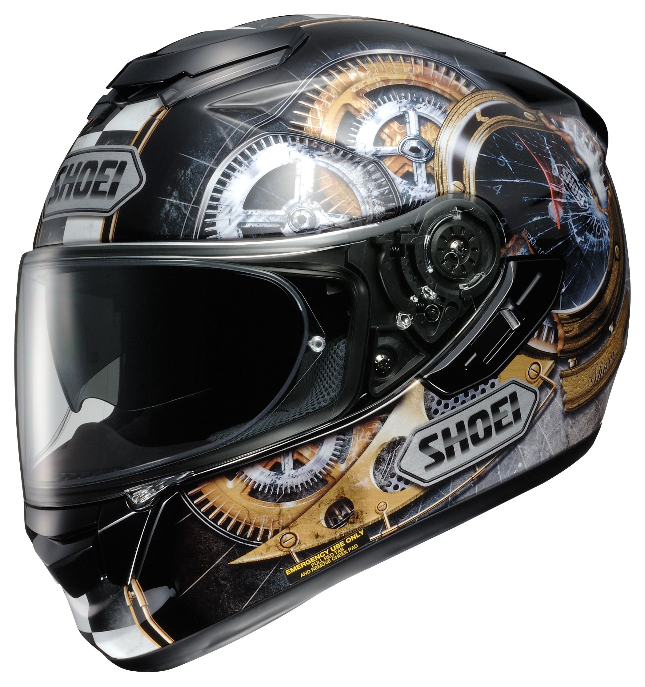 Shoei GT Air Cog Helmet Cycle Gear