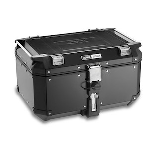 Givi Trekker Outback 58 Liter Monokey Top Case (Type: Top Case Only / Finish: Black) 978114