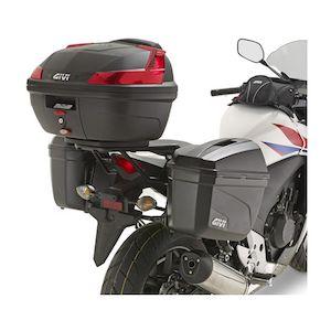 SHAD H0CF54ST Top Case Fitting Kit for Honda CB500F//CBR500R 2014 Black
