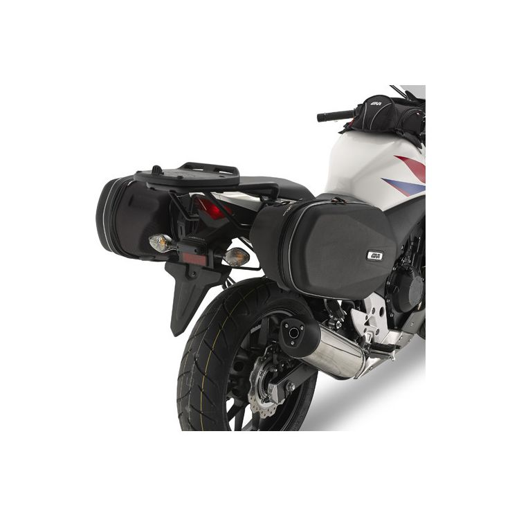 Givi TE1119 Easylock Saddlebag Supports Honda CB500F / CBR500R 2013-2015