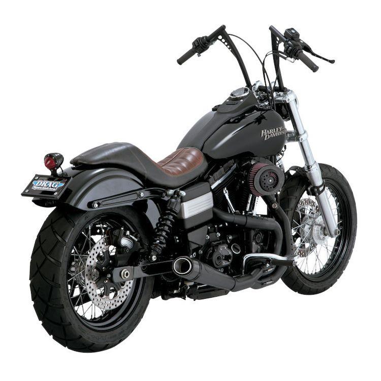 Roland Sands Slant Carbon Fiber Air Cleaner For Harley Twin Cam 1999-2017