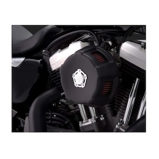Vance & Hines VO2 Duke Air Intake Kit For Harley Sportster 2004-2018 (Type: Duke / Finish: Black) 979378