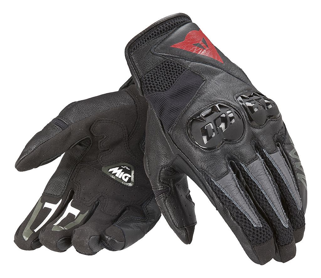 Diavolo leather motorcycle gloves - Dainese Mig C2 Gloves