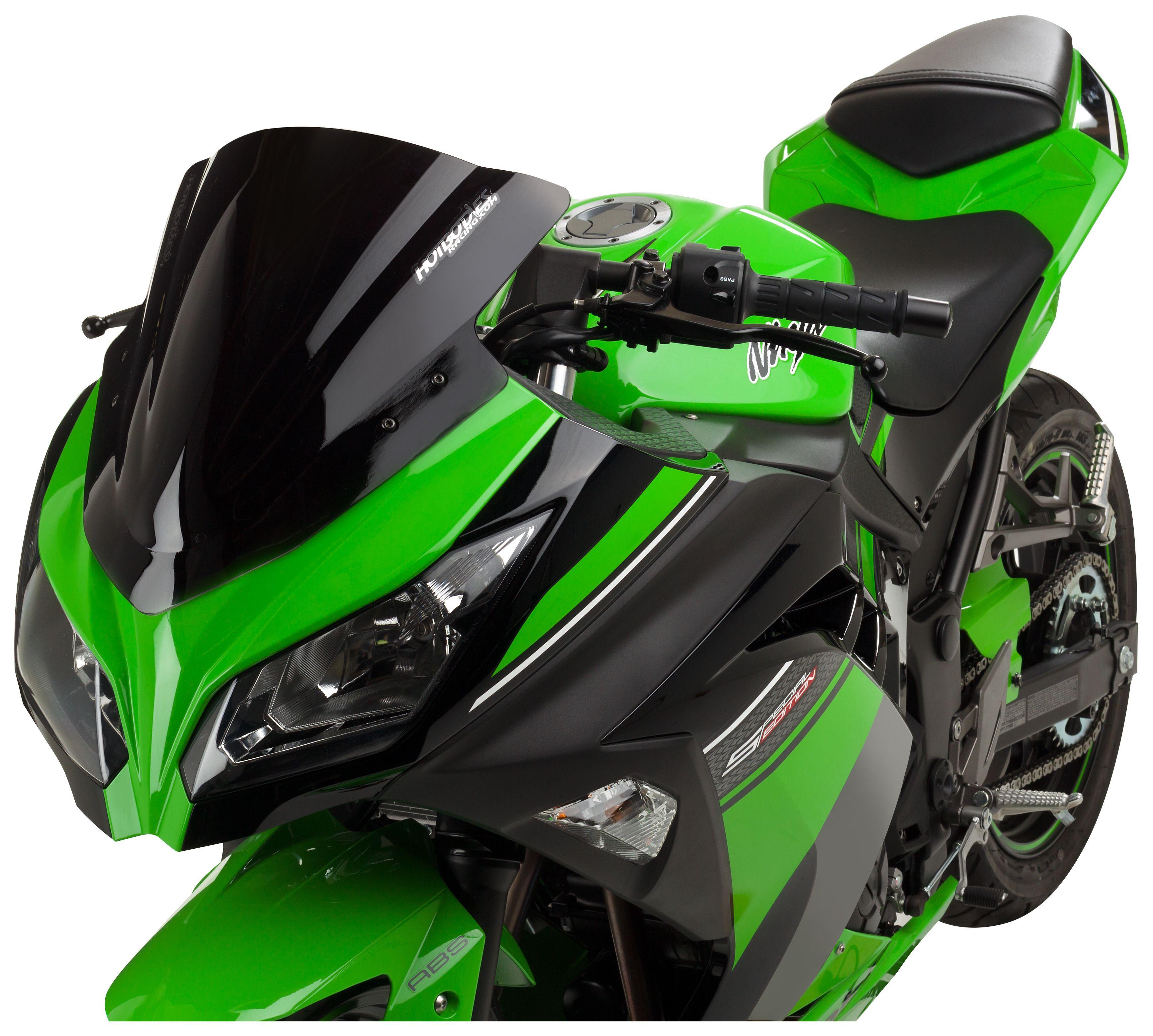 Hotbodies GP Windscreen Kawasaki Ninja 300 2013-2017