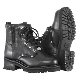 River Road Double Zipper Field Women's Boots (Size: W10) 981183